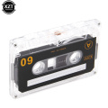 1pcs Standard Cassette Blank Tape Player Empty 60 Minutes Magnetic Audio Tape Recording For Speech Music Recording high qulity