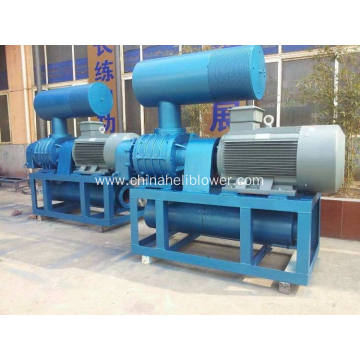 Fluidized Bed Firing Furnace Roots Blowers