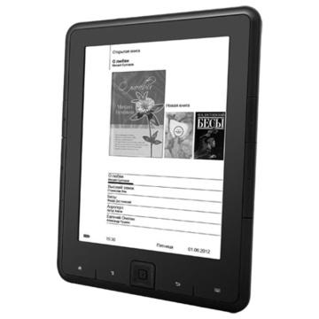 ABDZ -BK-6008 Electronic Paper Book Reader 6.0 Inch Sn E-Book Waterproof E-Book Reader 4G RAM 800 x 600