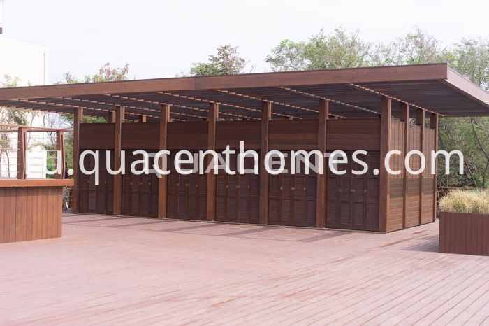 Load-carrying Capacity Glulam Houses