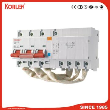 Residual Current Circuit Breaker RCBO KNLE1-100 CE 3P