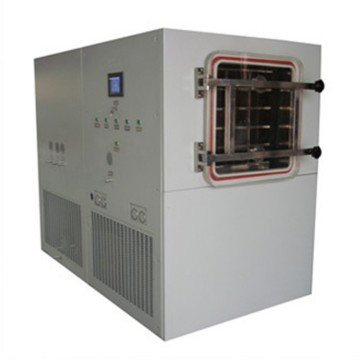 Silicon heating accurate fruit freeze dryer lyophilizer