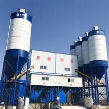 Excellent performance new brand 90m3 concrete batching plant