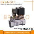 220VAC Stainless Steel Solenoid Valve SPU225A-06 SPU225A-08
