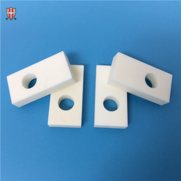 industry alumina ceramic insulator block brick tile