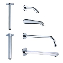 Bathroom accessories stainless steel Concealde Arm shower