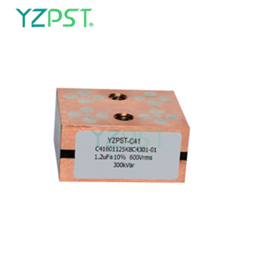 Water Cooled Resonant Capacitor C41