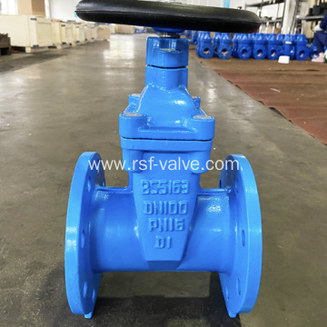 Potable Water Resilient Gate Valve