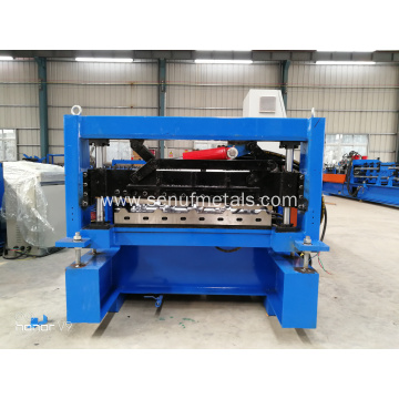 Metal ibr roof standing seam machine for sale