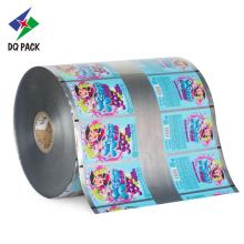Aluminum Foil Sealing Film for plastic bags
