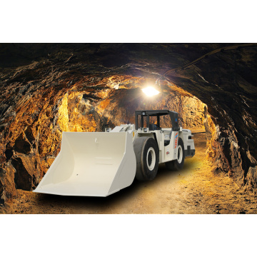 LHD Underground Loader with 4×4 drive