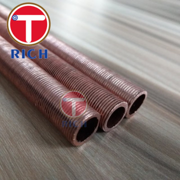 Copper Embedded Low Fin Tube Products