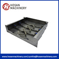Stainless Plate Telescopic Cover for CNC Machine Protection