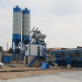 Fully automatic factory 25m3h concrete mixing plant