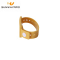 Fitness Event Smart pvc rfid wristbands 13.56mhz