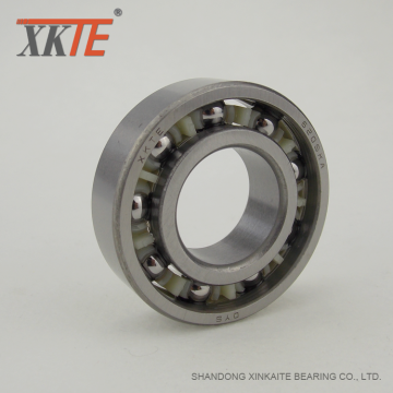 Polyamide Cage Ball Bearing For All Types Of Roller Conveyor