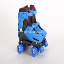 Adjustable roller skates for children