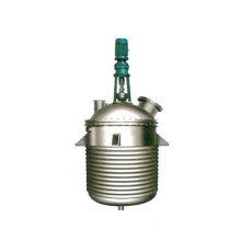 Power liquid water filter vessel