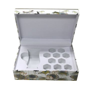 Custom Retail Safety Luxury Wine Glass Box