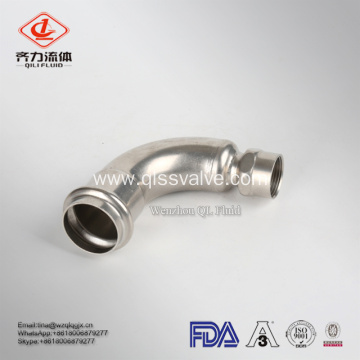 Stainless Steel Equal Coupling Joint Pipe Fittings