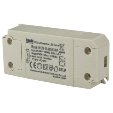 Condutor LED LED Triac 12W