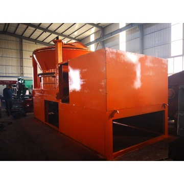 energy conservation Disc-type sawdust machine