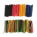 164pcs/Set heat shrink tubing Heatshrink Tube Polyolefin Shrinking Assorted Wire Cable Insulated Sleeving Shrink Tube