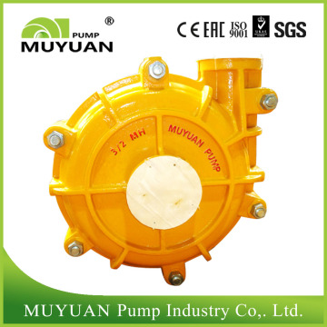 Heavy Media Abrasion Resistant Wet Crusher Slurry Pump