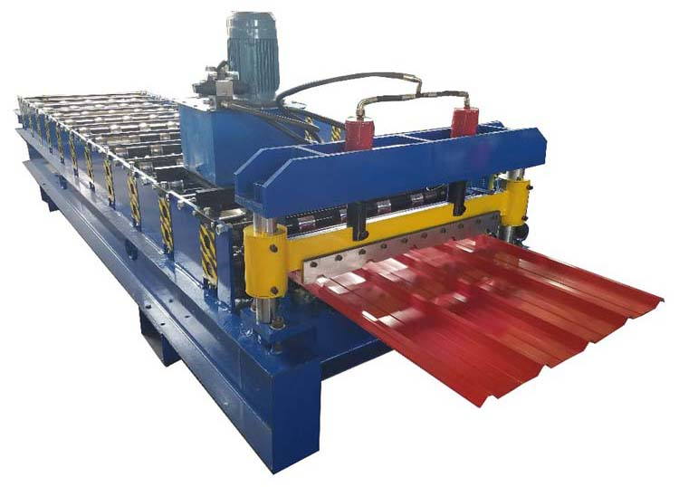 IBR Sheet cold forming Machine