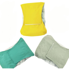 Waterproof Pet Belly Band Wrap Pants