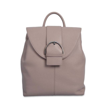 Premium Leather Preppy Girl School Rucksack Pack