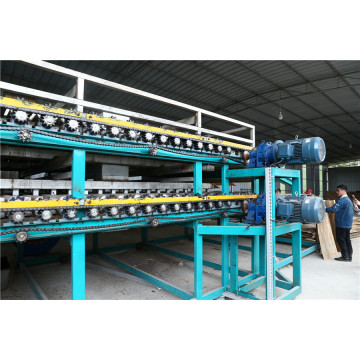 Roller Veneer Drying Machines