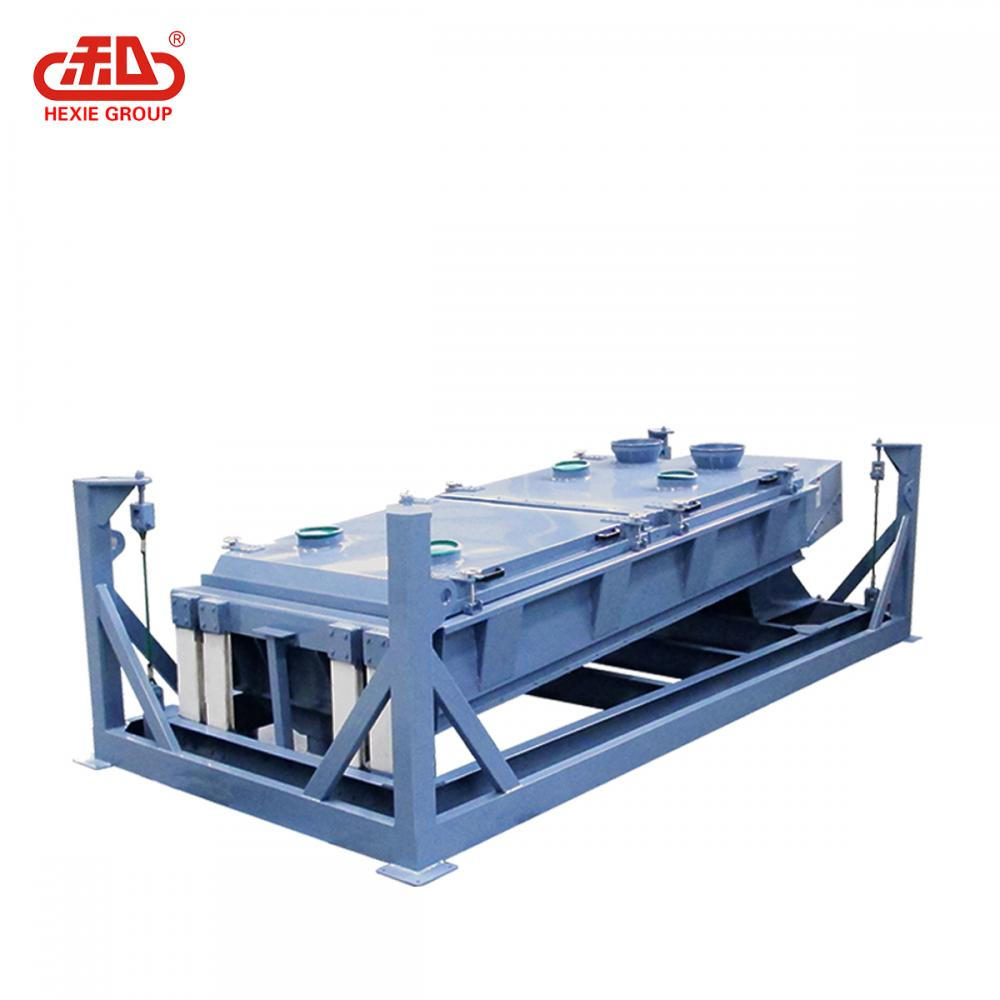 Rotary Sifter For Animal Feed Line