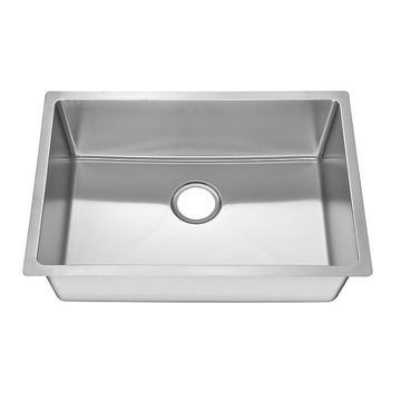304 Stainless Steel Under-mount Single Bowl Bar Sink