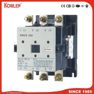 High Quality AC contactor KNC8 with Silver Contact
