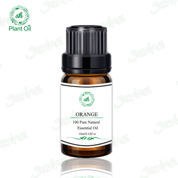 Cold Pressed Sweet Orange Essential Oil
