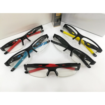 Men's Fashion Half frame Optical glasses