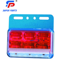 43 LEDs 12v/24v Safety Warning Side Light