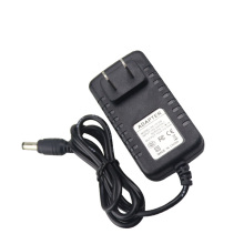 24W Wall Plug AC DC Power Adapter Charger
