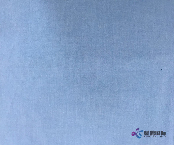 Solid 100% Cotton Yarn Dyed Fabric