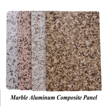 Outdoor Marble Aluminium Composite Panel
