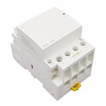 iCT 4P 63A 4NO 220V/230V 50/60HZ Din rail Household ac contactor