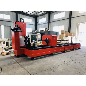 Pipe Plasma Cut Machine
