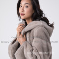 Women Kopenhagen Mink Fur Coat In Winter