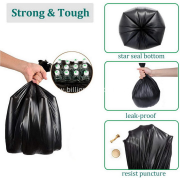 Plastic Garbage Bag With Packaging