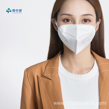 Factory Price White Medical Protective Mask 5ply