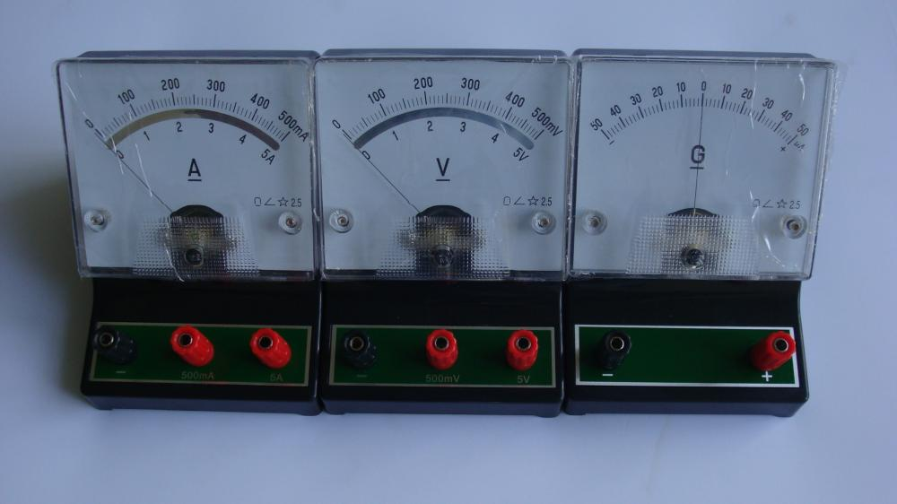 SENSITIVE GALVANOMETER for LABORATORY