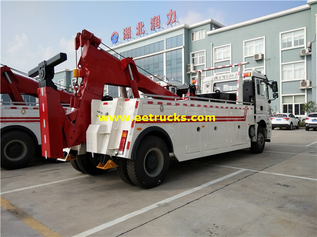 12T Heavy Duty Recovery Trucks