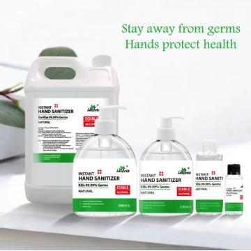 In stock hand sanitizer nature surgical disinfection
