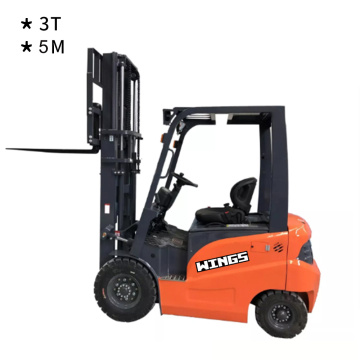 3T Electric Forklift 5m